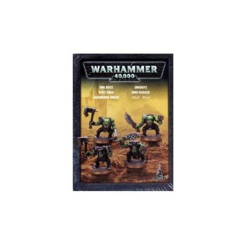 Gamesworkshop Ork boyz (push fit) (35-27) 99120103015