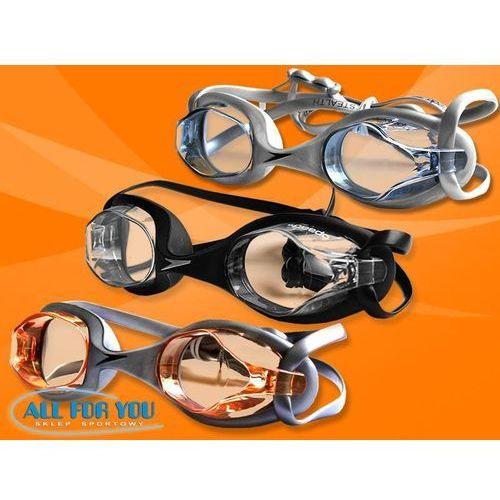 Okulary do pływania Speedo Performance Stealth (5039247796761)
