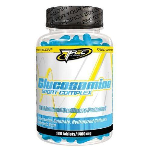 TREC Glucosamine Sport Complex 180 tabs ODŻYWKI TANIO, NATYCHMIASTOWA WYSYŁKA!