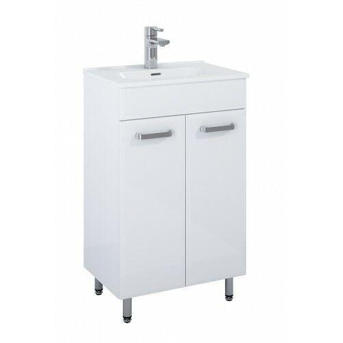 ELITA SET szafka + umywalka Amigo Street 50 2D white 167015