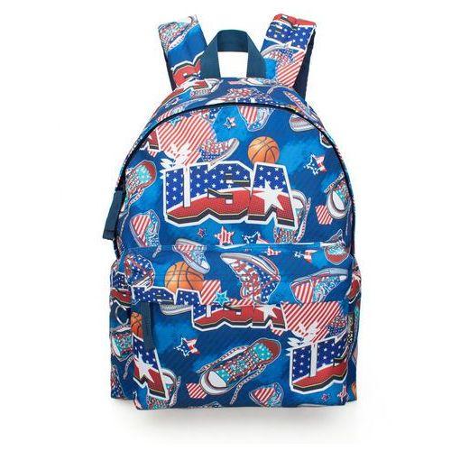 Plecak młodzieżowy USA Delbag, 59471