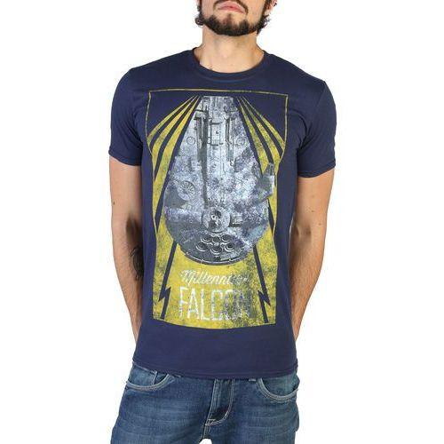 T-shirt koszulka męska STAR WARS - RDMTS017-11, RDMTS017_NAVY-L