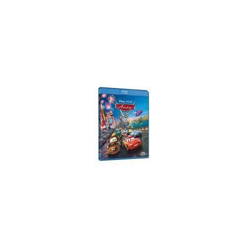 Disney interactive Auta 2 pl blu-ray (5907610739946)