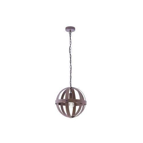 LAMPA wisząca WESTBURY 49482 Eglo metalowa OPRAWA zwis kula rdza (9002759494827)