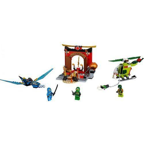 Lego JUNIORS Zaginiona świątynia (lost temple) - juniors 10725
