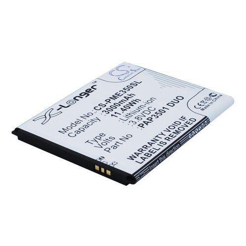Prestigio MultiPhone 3501 DUO / PAP3501 DUO 3000mAh 11.40Wh Li-Ion 3.8V (Cameron Sino)