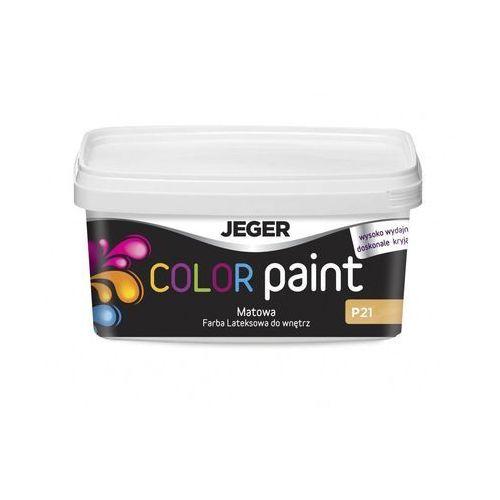 Farba dekoracyjna COLOR PAINT 1 l P0532 Lateksowa matowa JEGER (5901752924710)