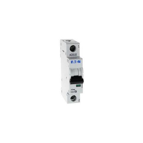 Eaton Wyłącznik nadprądowy 1p cls6 c 6a 6ka ac 270349  electric
