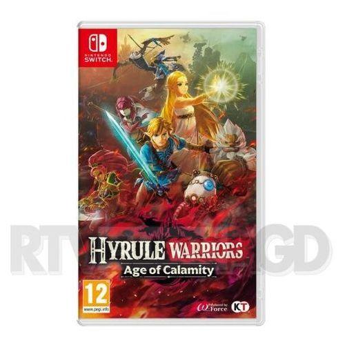 Gra Nintendo Switch Hyrule Warriors: Age of Calamity