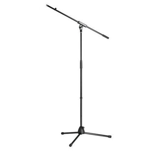 K&M 27105-300-55 statyw mikrofonowy - czarny