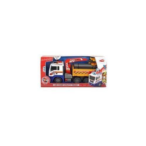Simba Dickie Air Pump Auto z Dźwigiem 203809005 - sprawdź w wybranym sklepie