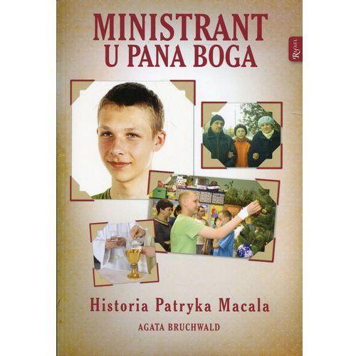 Ministrant u Pana Boga Historia Patryka Macala - Jeśli zamówisz do 14:00, wyślemy tego samego dnia., Rafael