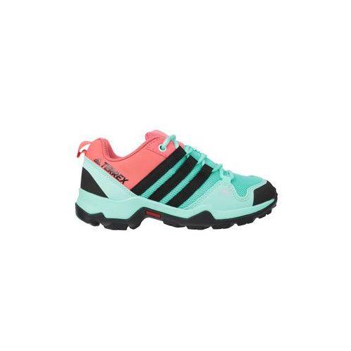 Buty dla dzieci terrex ax2r k - easy green/core black marki Adidas