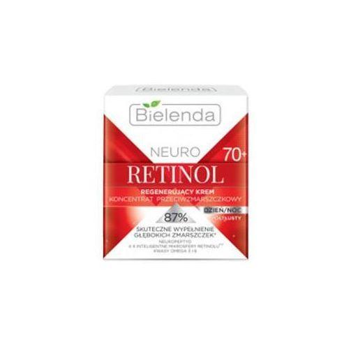 Bielenda Regenerujący krem przeciwzmarszczkowy 70+ neuro retinol 50ml