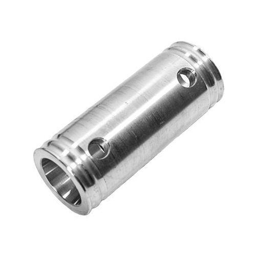dt spacer-121,5mm dystans element konstrukcji aluminiowej, żeński-żeński marki Duratruss