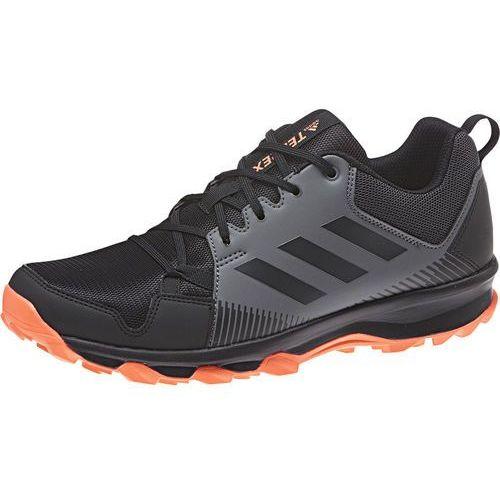 adidas TERREX TraceRocker Buty do biegania Mężczyźni szary/czarny UK 7   EU 40 2/3 2018 Buty trailowe, kolor czarny