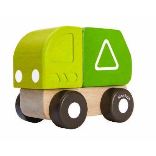 Plan toys Mini autko-śmieciarka (8854740054401)