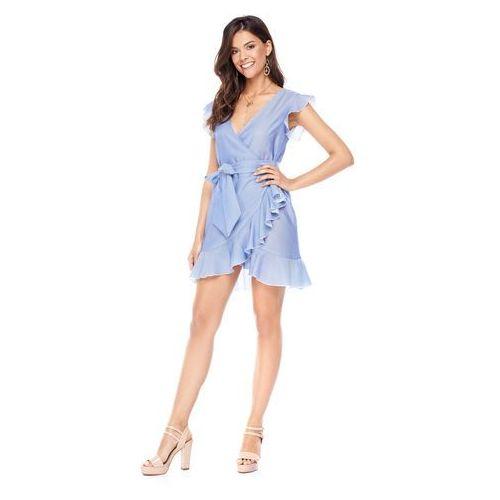 Sugarfree Sukienka grenada w kolorze niebieskim