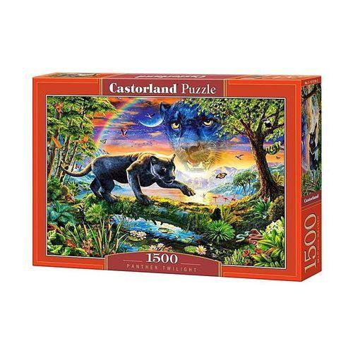 Puzzle 1500 Pantera o zmierzchu CASTOR, AM_5904438151356