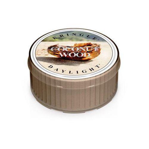 Coconut wood świeczka drewno kokosowe - daylight 1,25oz marki Kringle candle