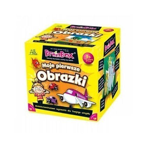 Gra Brainbox Moje pierwsze obrazki - DARMOWA DOSTAWA OD 199 ZŁ!!! (8590228009210)