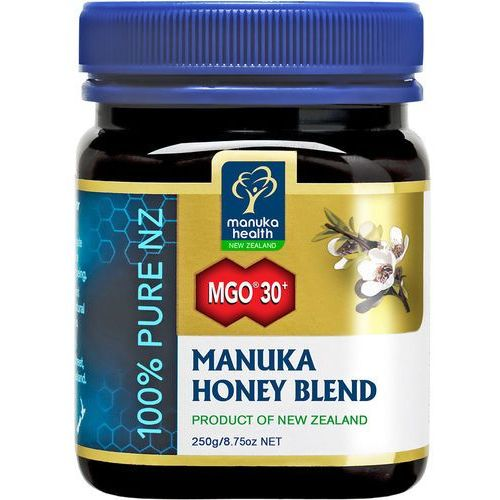 Manuka health Nektarowy miód manuka mgo 30+ (250 g)  (9421023620005)