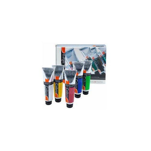 Talens Cobra Artist Water Farby olejne 6x20ml z kategorii farby olejne