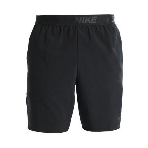 Nike Performance SHORT VENT MAX 2.0 Krótkie spodenki sportowe black/hematite (0888411120841)