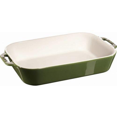 naczynie do pieczenia zielone 34cm marki Staub