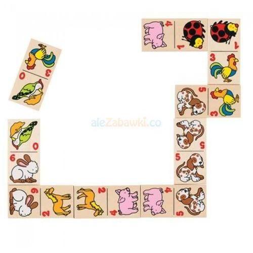 Domino zwierzątka (4013594569613)