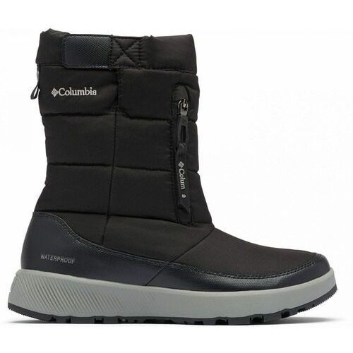damskie zimowe obuwie paninaro oh pull on 40 czarne marki Columbia