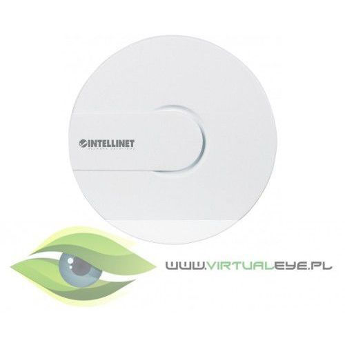 Intellinet wireless access point sufitowy 300n 2t2r mimo 300mb/s 2,4ghz poe (0766623525800)