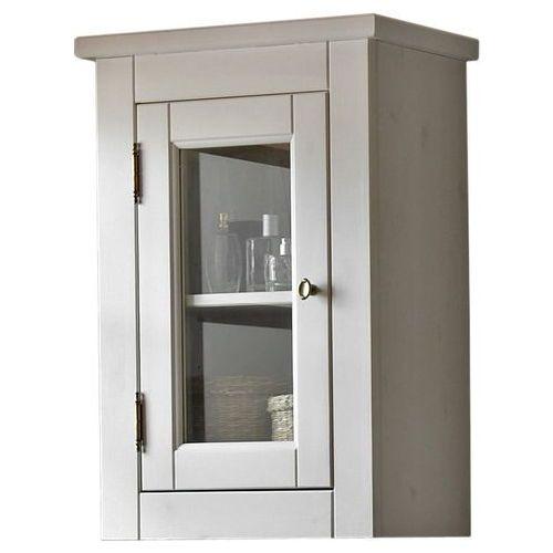 Drewniana szafka łazienkowa górna romantic nowy fsc 830 marki Comad