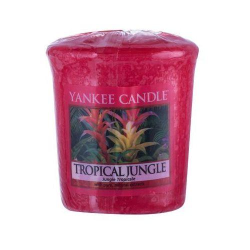 tropical jungle 49 g świeczka zapachowa marki Yankee candle