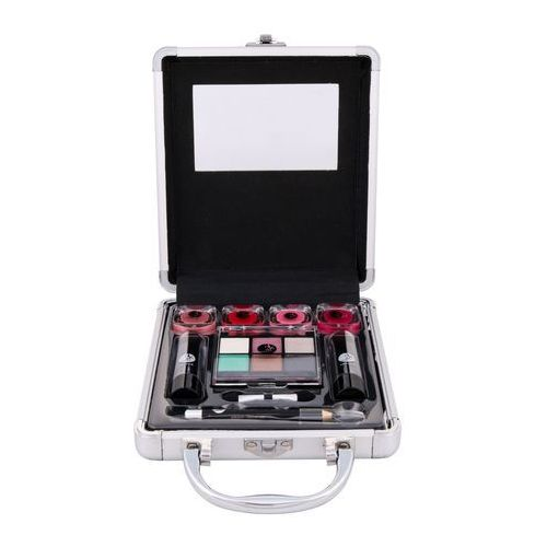 beauty basic train case zestaw complete makeup palette dla kobiet marki 2k