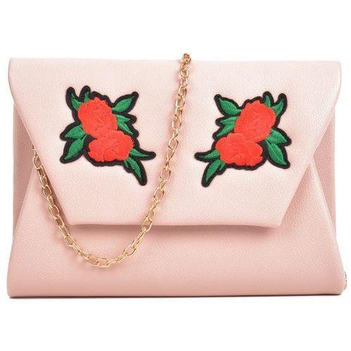 Mangotti torebka damska różowy, kolor różowy