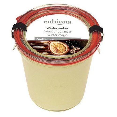 Eubiona Świeca zapachowa z bio-stearyną magia zimy (4023003309426)