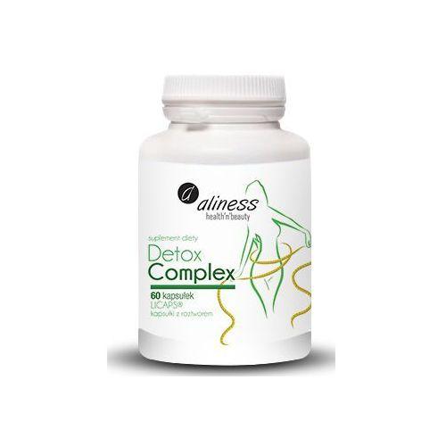 Detox Complex x 60 caps LICAPS®