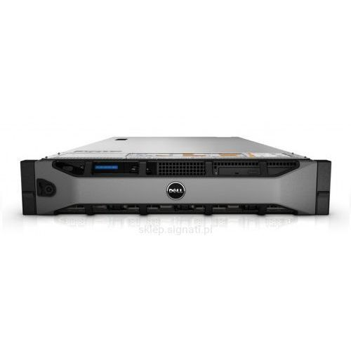 Dell - R720 Rack Server 2U 16-Bay (PER720 Base - 16-Bay)