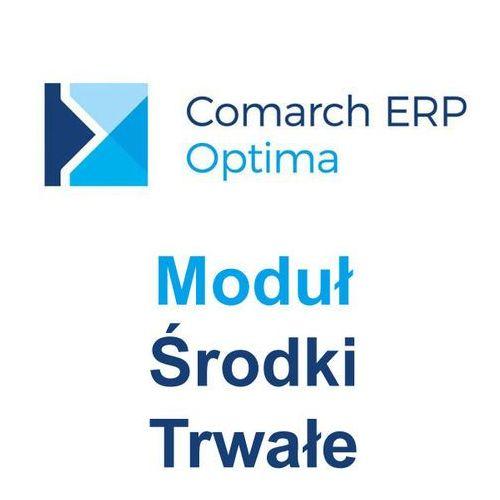 Comarch s.a. Comarch erp optima moduł środki trwałe (2097970004389)