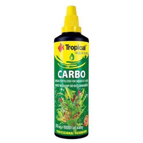 Tropical  carbo - nawóz węglowy do roślin wodnych 100ml
