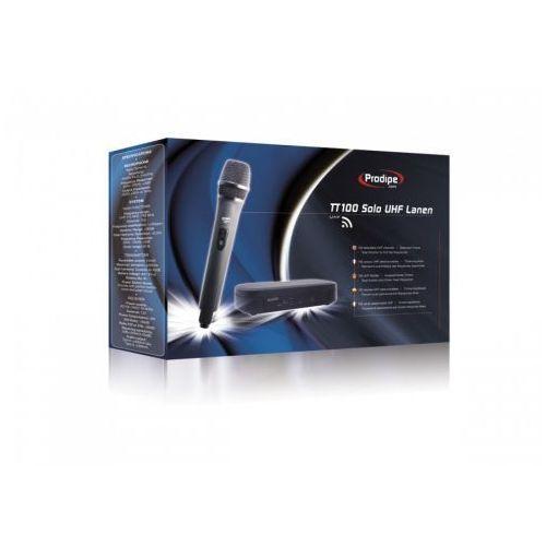 Prodipe TT100 Solo mikrofon bezprzewodowy, zmienna częstotliwość