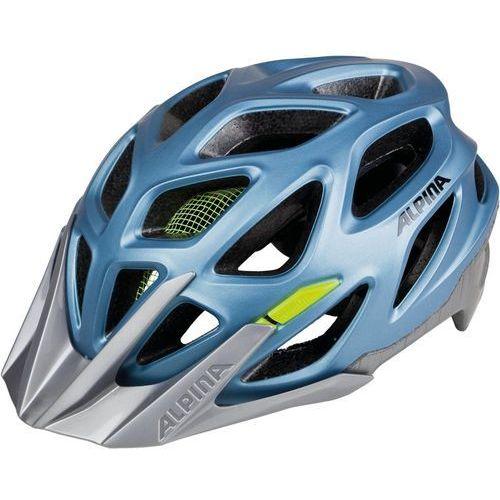 Alpina mythos 3.0 l.e. kask rowerowy niebieski 57-62cm 2018 kaski rowerowe (4003692258168)