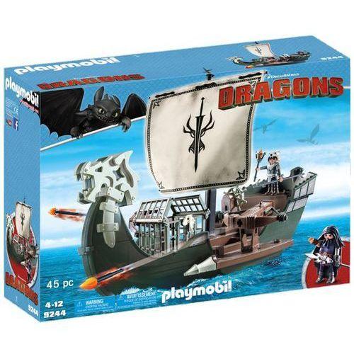 Playmobil DRAGONS Dragons statek dragos 9244