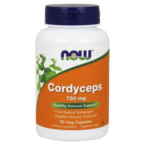 Cordyceps kordyceps 750 mg - 90 Veg kapsułek (kapsułki)
