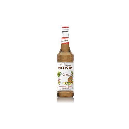 Syrop  rumowy- caribeean 700ml, marki Monin