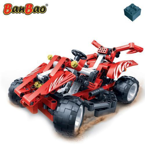 BANBAO HI-TECH Pojazd 250 el. Darmowa wysyłka i zwroty