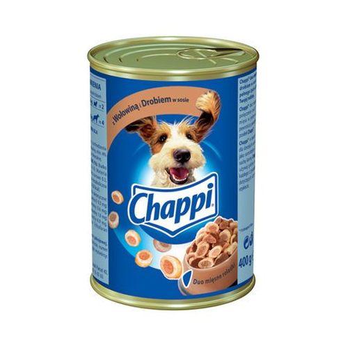 CHAPPI z wołowiną i drobiem - puszka 400g, 12544 (4842842)