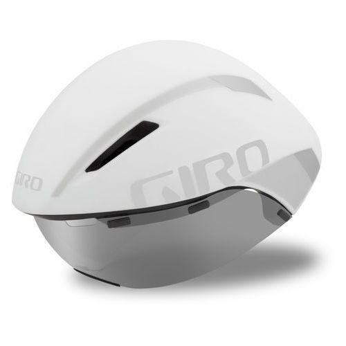 aerohead mips kask rowerowy biały/srebrny 51-55 cm 2019 kaski rowerowe marki Giro