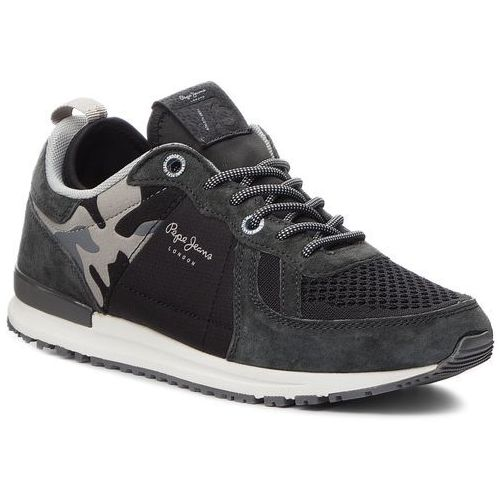 Sneakersy - tinker pro-70 pms30488 anthracite 982 marki Pepe jeans